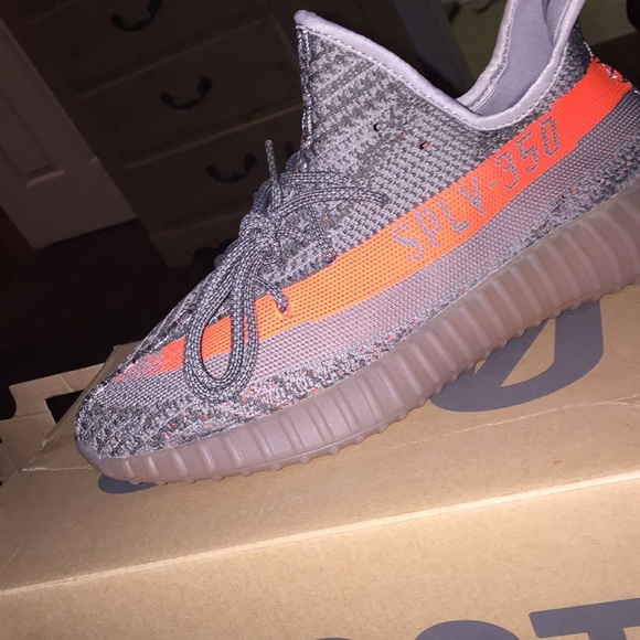 cb91a66c5d6 Next Restock Yeezy Boost 350 V2 Grey Beluga solar Red Turtle Dove